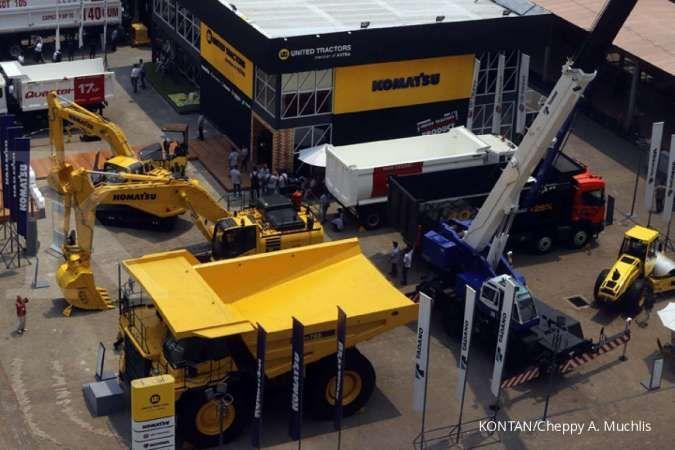 Penjualan alat berat tumbuh positif, ini rekomendasi saham United Tractors (UNTR)