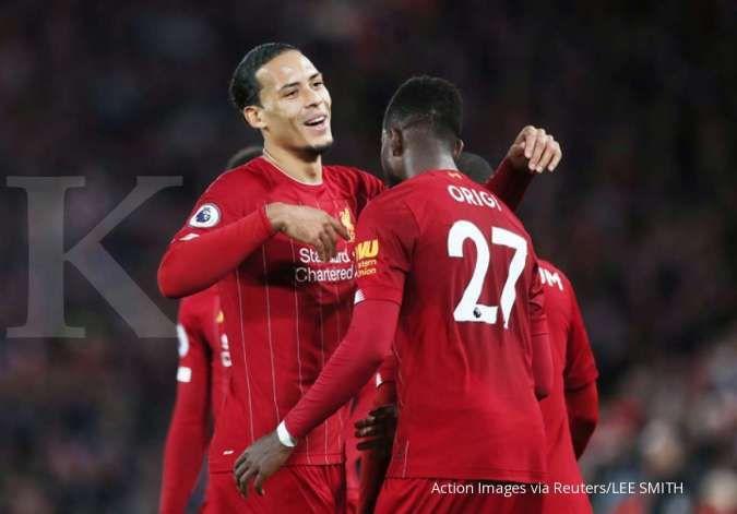Nike depak New Balance jadi aparel resmi Liverpool FC