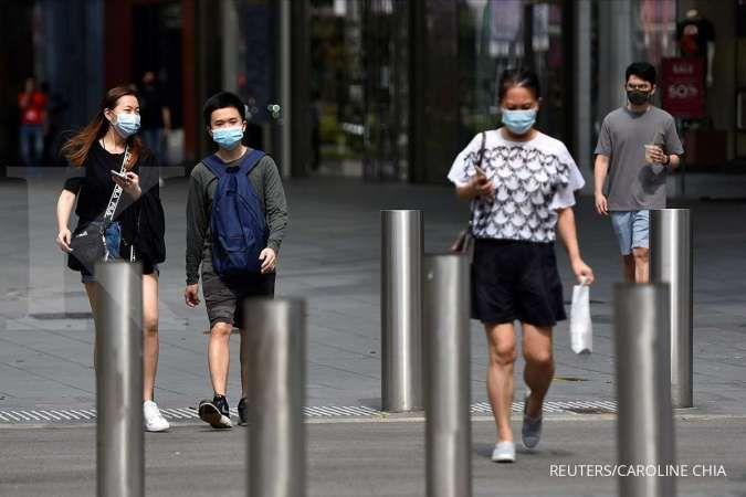 Singapura catat kasus harian tertinggi dalam 1 tahun terakhir, kembali ke Fase 2