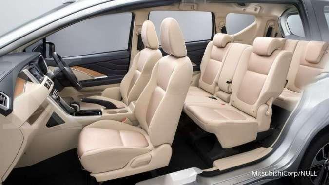 Harga mobil bekas Mitsubishi Xpander (Interior)