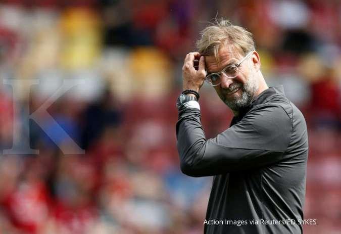Manajer Liverpool Juergen Klopp (Prediksi Liverpool vs Arsenal)