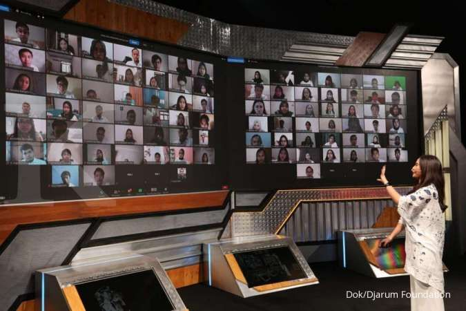 Djarum Foundation gelar pelatihan Leadership Development Djarum Beasiswa Plus