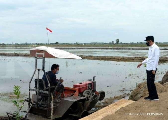 Sertifikasi lahan food estate, ini kendala yang dihadapi Kementerian ATR/BPN