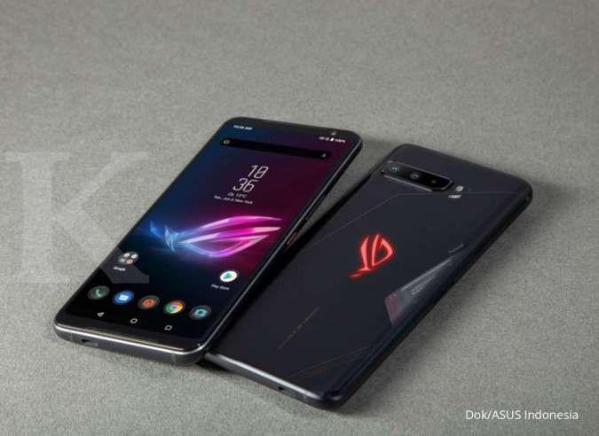 HP gaming terbaik hadir di Indonesia, simak spesifikasi dan harga ASUS ROG Phone 3