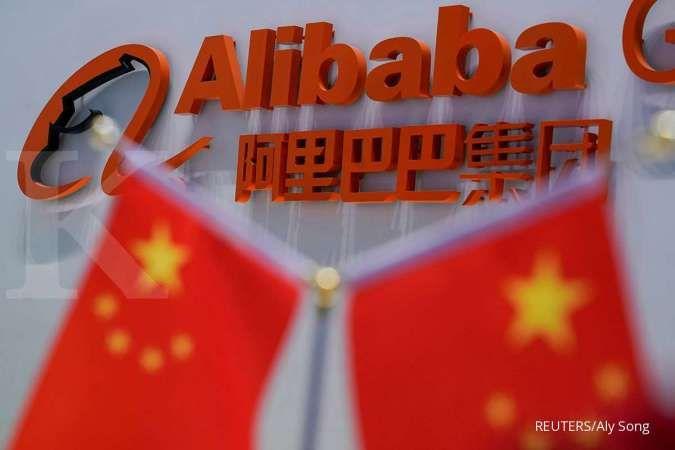 Valuasi raksasa teknologi China melorot gara-gara aksi keras Beijing