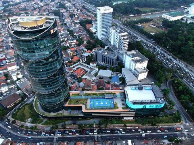 Harga undervalued, Bank BNI (BBNI) akan buyback saham hingga Rp 1,7 triliun