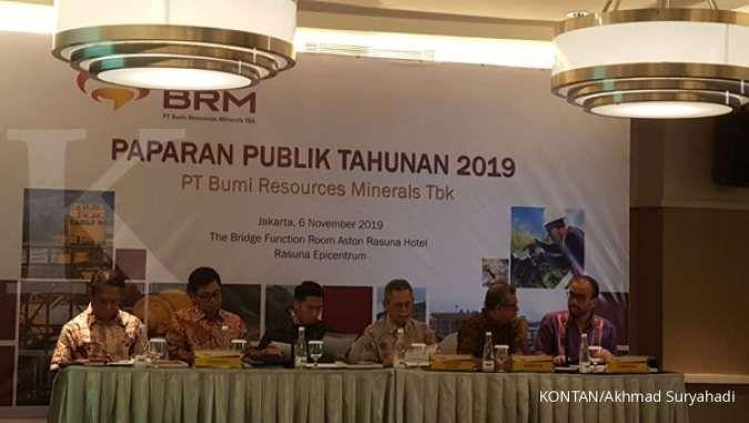 Kabar Grup Salim masuk ke Bumi Resources Minerals (BRMS), ini tanggapan manajemen