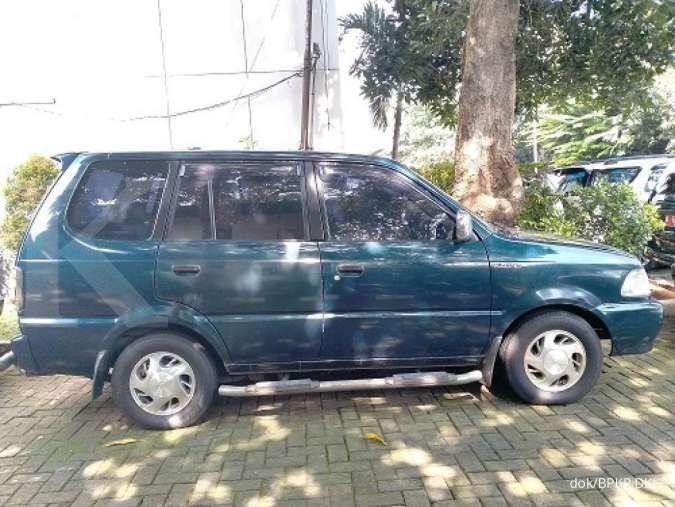 Harga mobil bekas Toyota Kijang Juni 2020 di Jakarta turun Rp 10 jutaan
