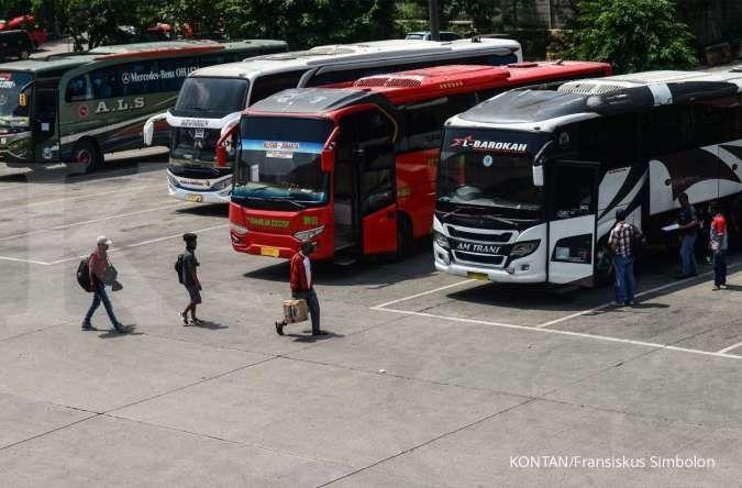 Pengusaha bus minta aturan main transportasi saat new normal lebih diperjelas