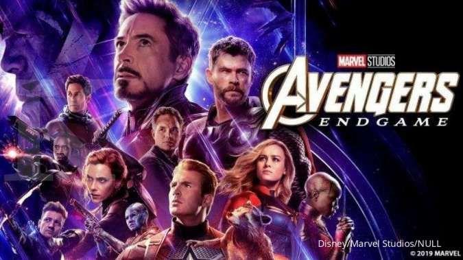 Robert Downey Jr. pemeran Iron Man rilis video syuting adegan yang tak ada di Endgame