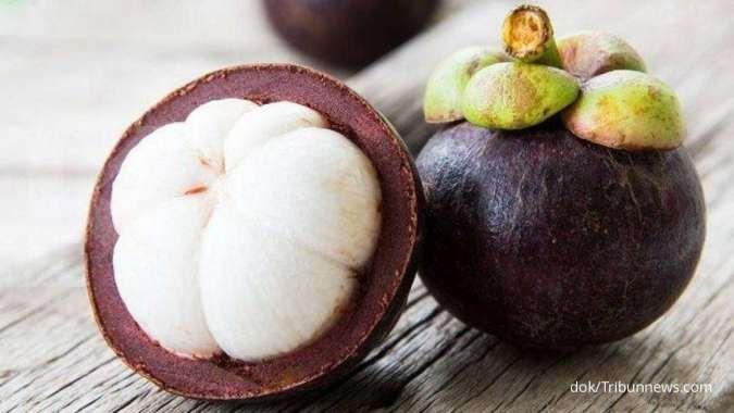 Manis dan segar, Ini 12 manfaat buah manggis untuk kesehatan