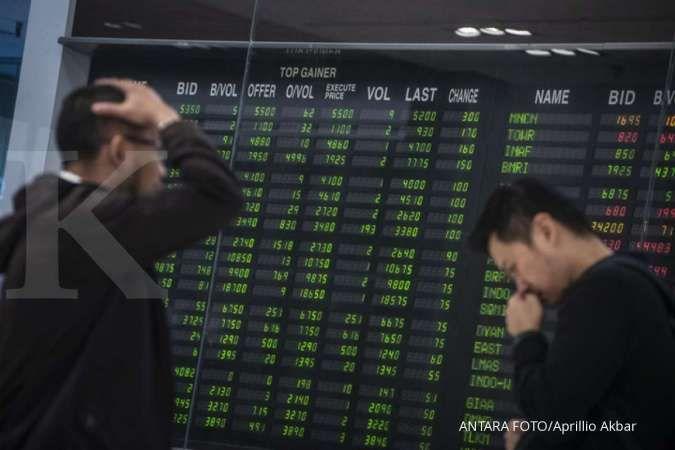 Bukan saham gorengan, tapi ini penyebab transaksi harian di BEI turun