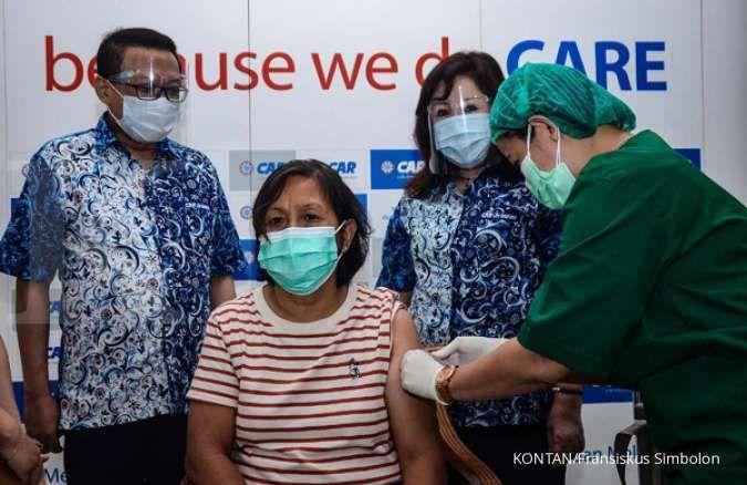Pemkot Banda Aceh selenggarakan vaksinasi Covid-19 terhadap 16.000 lansia