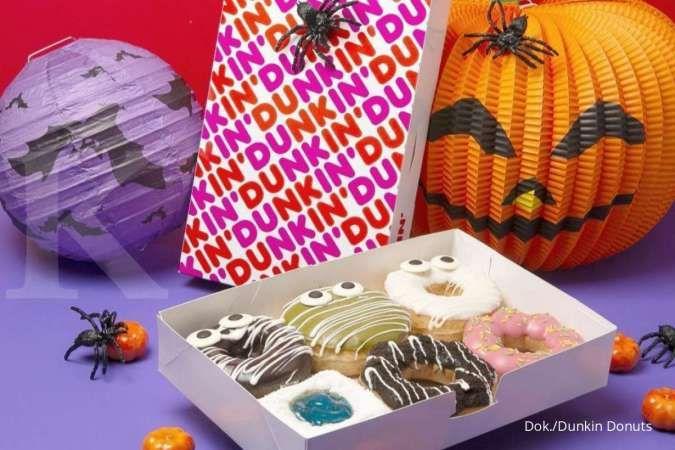 Promo Dunkin Donuts Oktober 2021, Ada Gratis Donat untuk Umum Setiap Hari!