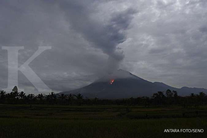 PVMBG: Satus Gunung Semeru masih dalam level waspada