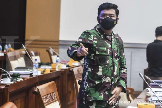 Panglima TNI siapkan ribuan prajurit sebagai tenaga tracer digital Covid-19