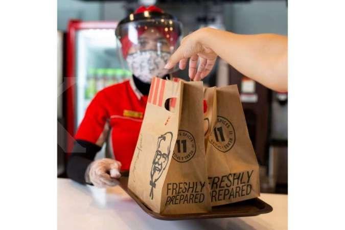 Promo KFC hari ini 27 Juli 2021, bayar Rp 45.455 dapat paket 3 ayam dan 2 nasi