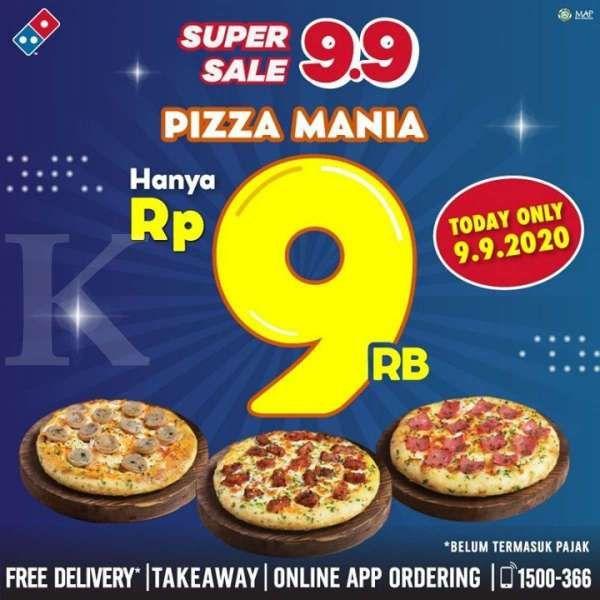 Promo 9 9 Di 5 Gerai Mulai Dari Pizza Hut Delivery Hingga Krispy Kreme