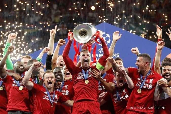 Jordan Henderson tak masuk prioritas, PSG dan Atletico siap tampung kapten Liverpool