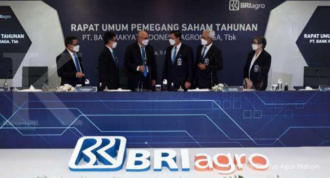 BRI Agro bukukan laba bersih Rp 31,26 miliar sepanjang tahun 2020