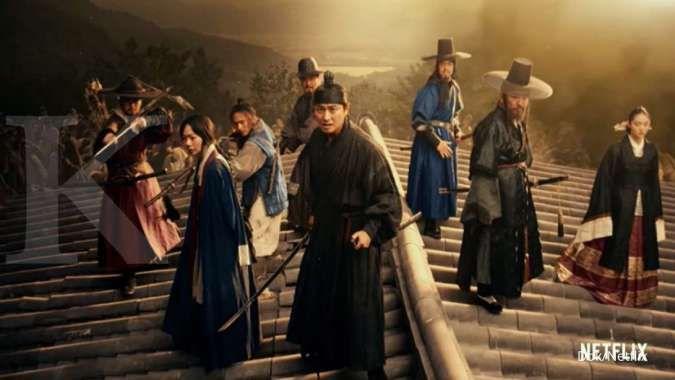 Drama Korea Kingdom di Netflix