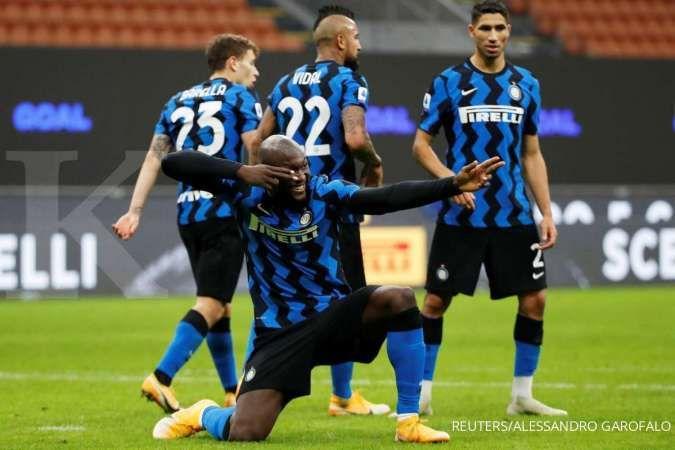 Jelang laga Hellas Verona vs Inter Milan di Liga Italia Serie A.