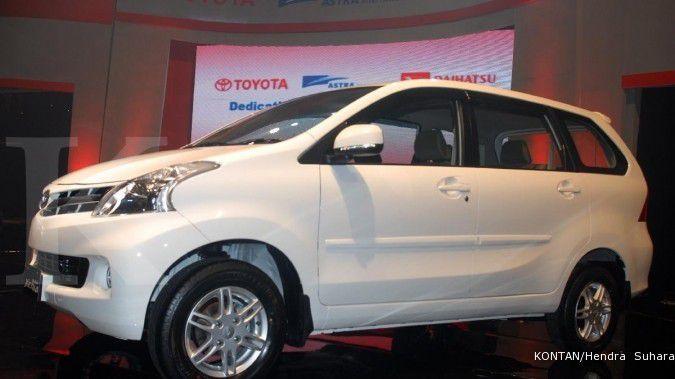 Lelang mobil sitaan pajak, Toyota Avanza harga mulai Rp 60-an juta, ada 4 unit