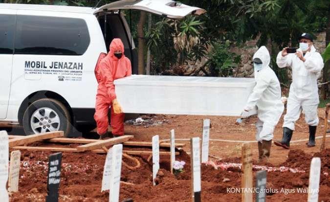 Jerman peringkat 1 negara paling aman dari pandemi Covid-19, Indonesia ke berapa?