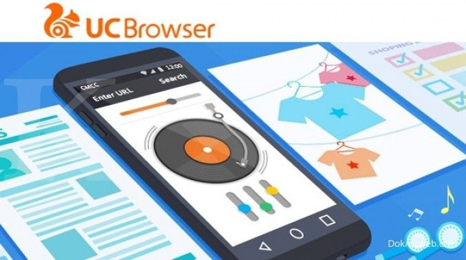 Pasar Indonesia menggiurkan, UC Browser luncurkan fitur baru UC Drive