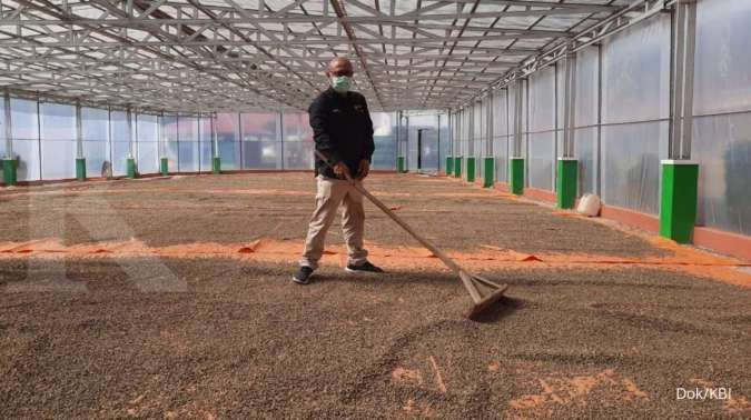 Pembiayaan resi gudang tercatat tumbuh 292% sepanjang kuartal I-2021