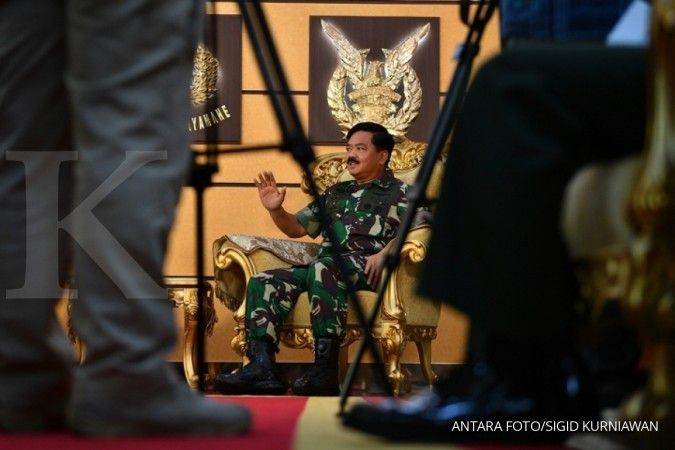Panglima TNI Marsekal Hadi minta penangguhan penahanan mantan Danjen Kopassus