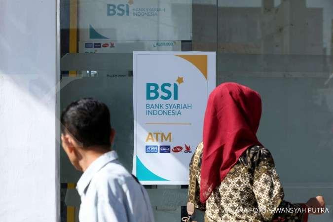 Bank Syariah Indonesia (BSI) mencatat kenaikan tabungan haji
