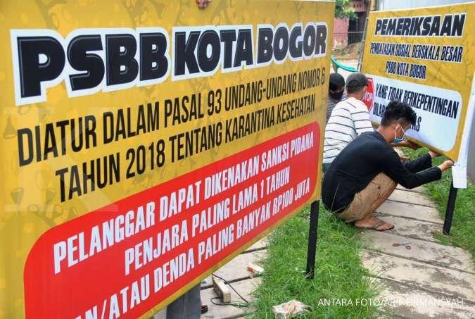 Terapkan ganjil genap kendaraan, berikut 13 aturan pembatasan di Kota Bogor