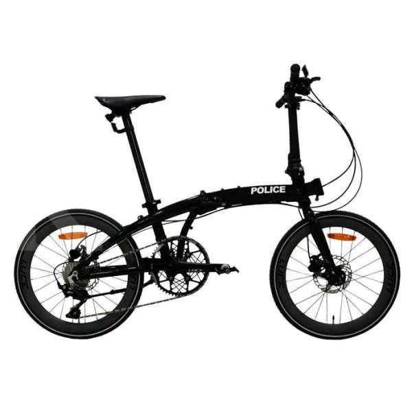Tangguh di jalanan, harga sepeda lipat Element Ecosmo Police 11SP menguras isi dompet