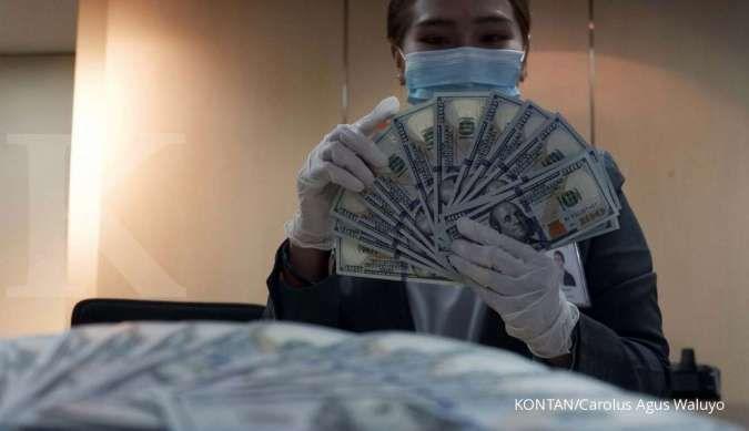 Kurs dollar-rupiah di Bank Mandiri hari ini Rabu 2 Desember 2020
