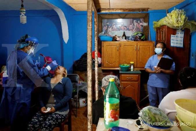 Awal 2022, Meksiko berharap dapat selesaikan vaksinasi Covid-19 seluruh penduduknya