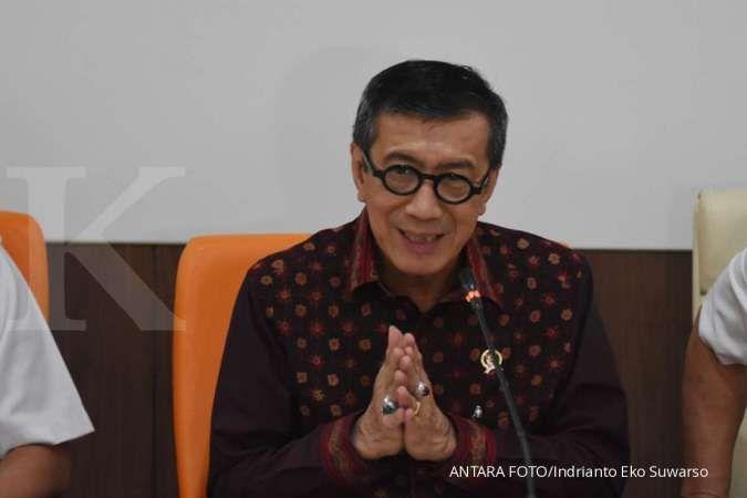 Didemo warga Tanjung Priok, Yasonna Laoly minta maaf
