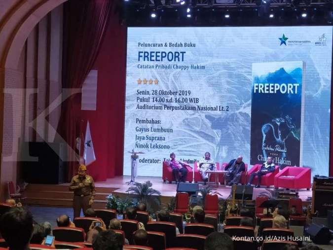 Hendropriyono: Edwin Soeryadjaya pernah ingin membeli 100% Freeport McMoran