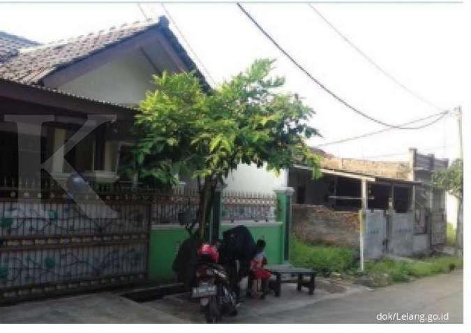 lelang rumah sitaan di Bekasi