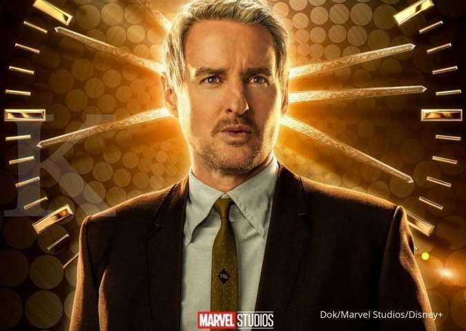 Ini kesan Owen Wilson gabung di serial TV Loki yang tayang di Disney+ 9 Juni 2021