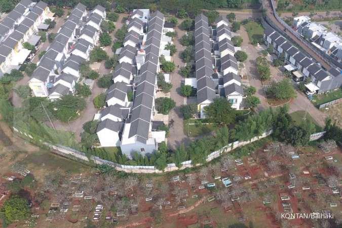 Market cap 10 emiten properti sudah ambles Rp 86,85 triliun, berikut daftarnya