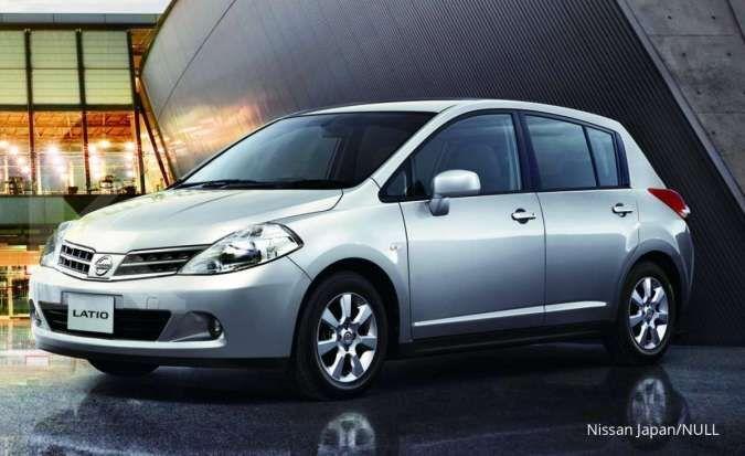 Mulai Rp 60 juta saja, harga mobil bekas Nissan Latio kian murah