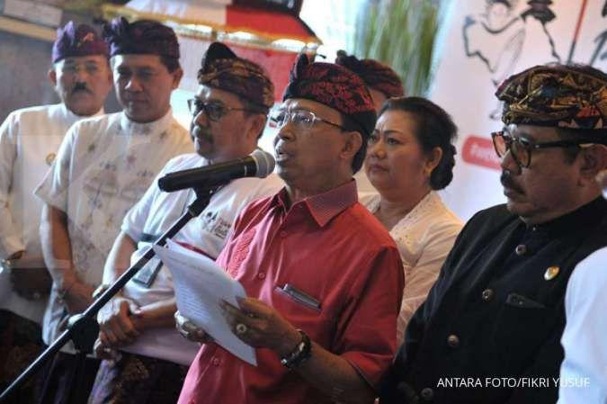 20 Orang di rumah dinas Gubernur Bali I Wayan Koster terpapar Covid-19