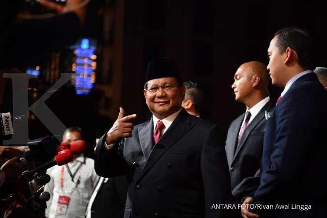 Prabowo: RI tidak mampu memproduksi apapun dan hanya sebagai konsumen