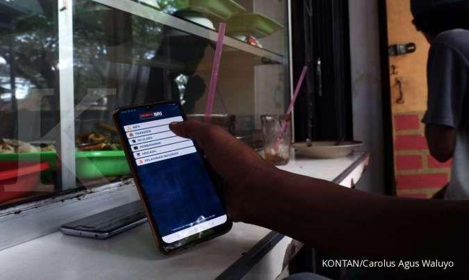 Lebih memudahkan, pengguna layanan digital banking kian bertambah