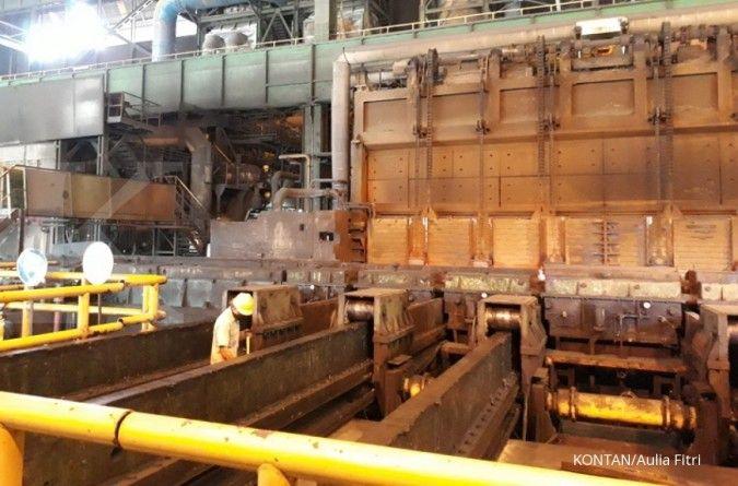 Strategi pemasaran berhasil, volume penjualan produk baja Krakatau Steel (KRAS) naik