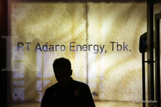 The coal production target is the same as last year, said Adaro Energy (ADRO)