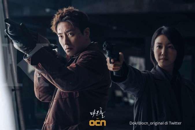 4 Drama Korea terbaru di OCN yang siap tayang tahun 2021, banyak cerita seru!