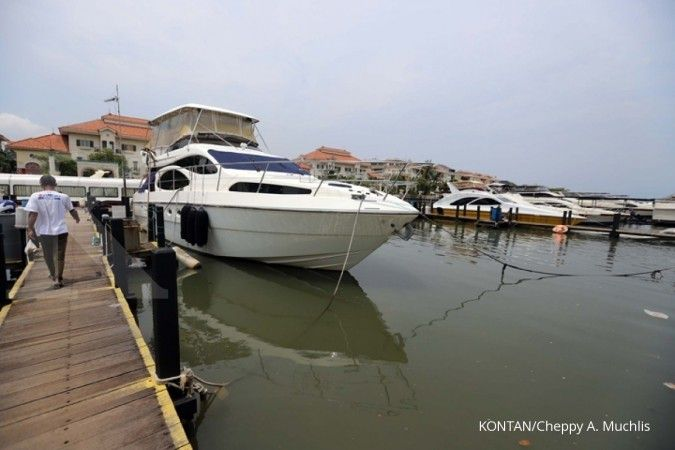 Dorong industri bahari, pemerintah bebaskan PPnBM kapal pesiar dan yacht