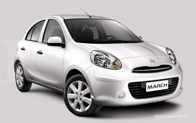 Harga Mobil Bekas Nissan March Generasi Ini Mulai Rp 70 Juta Begini Spesifikasinya